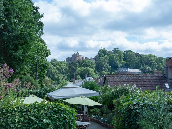 The Luttrell Arms: How good is the view?