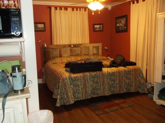 Uncertain, Техас: Bedroom
