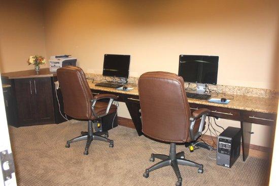 Barboursville, Западная Вирджиния: 24 hour business center to meet your needs