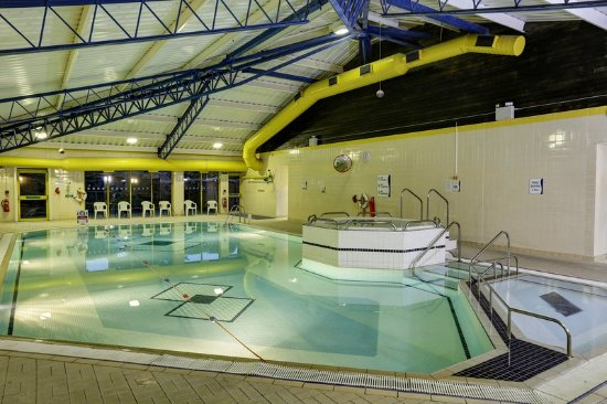 Eastleigh, UK: Swimming Pool