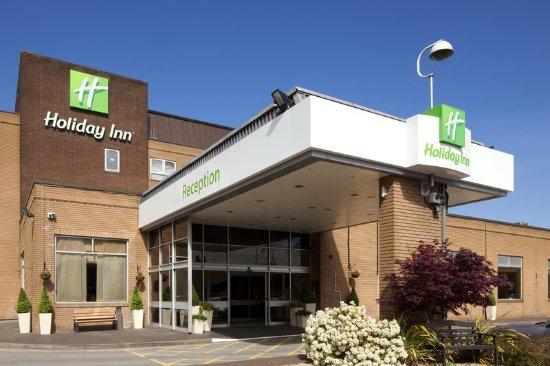 Morning at Holiday Inn Southampton-Eastleigh M3,Jct13