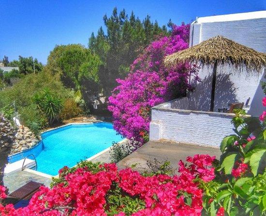 Kastraki, Grecia: view for a veranda