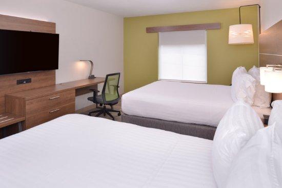 Mineral Wells, Западная Вирджиния: Double Bed Guest Room