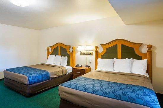 Waupaca, WI: Guest Room