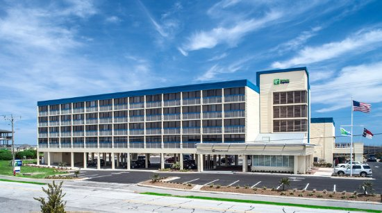 Holiday Inn Express Nags Head Oceanfront: Welcome to our Oceanfront Hotel!