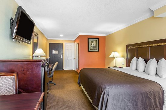 Bell Gardens, كاليفورنيا: Guest room
