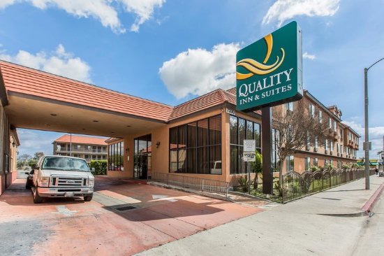 Quality Inn & Suites Bell Gardens: Exterior