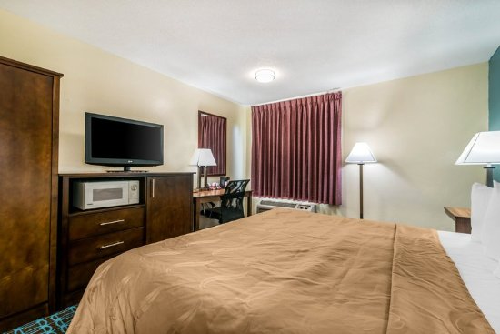 Loudon, NH: Guest room