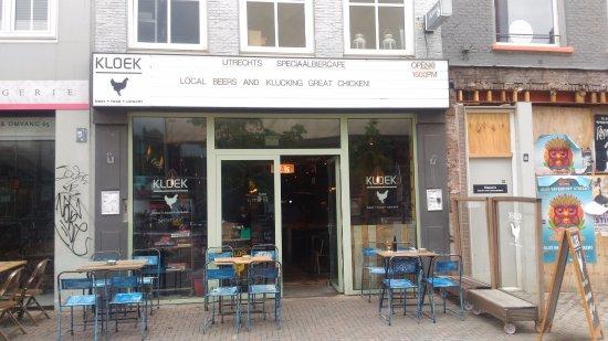 Provinz Utrecht, Niederlande: Kloek - front