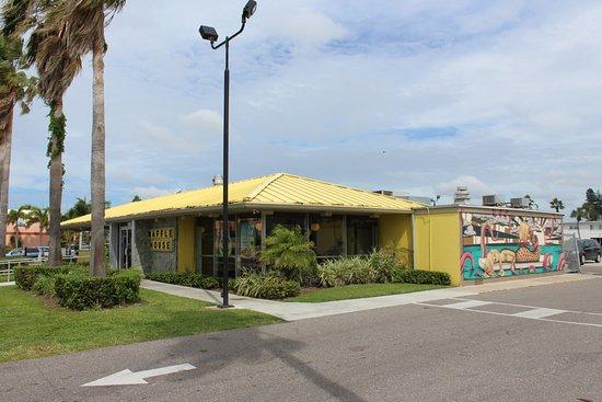 Waffle House Treasure Island Fl