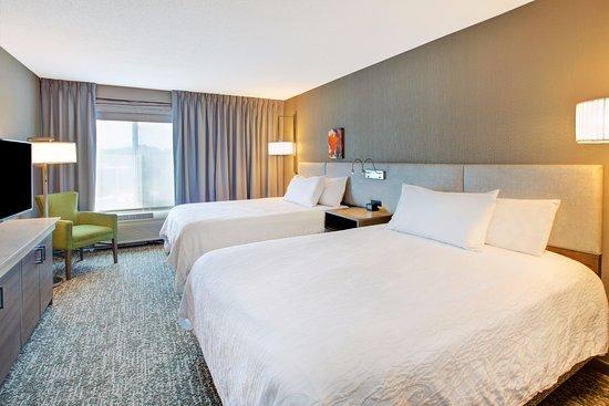 Foto De Hilton Garden Inn Chesterton Chesterton Hotel Main Lobby Tripadvisor