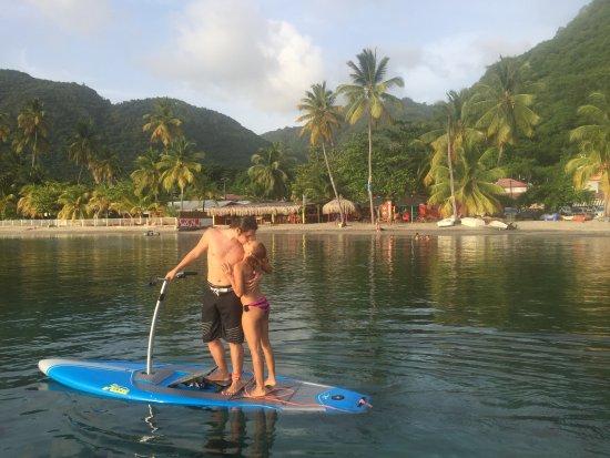 Les Anses-d'Arlet, Martinique: Et Pourquoi pas une balade en amoureux?