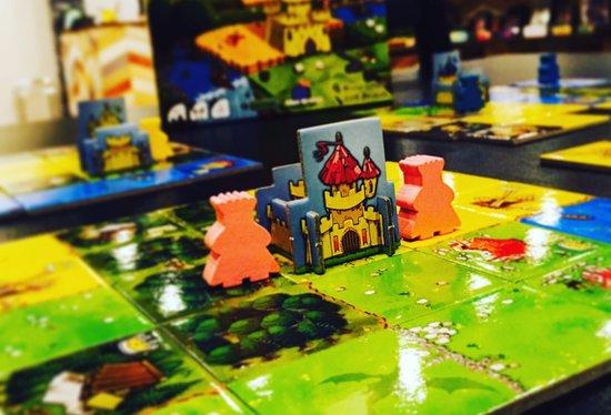 Board Game Cafe & Shop INST