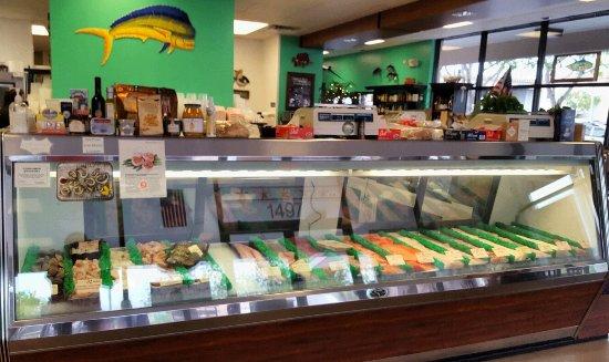 Finster Murphy's: Fish display