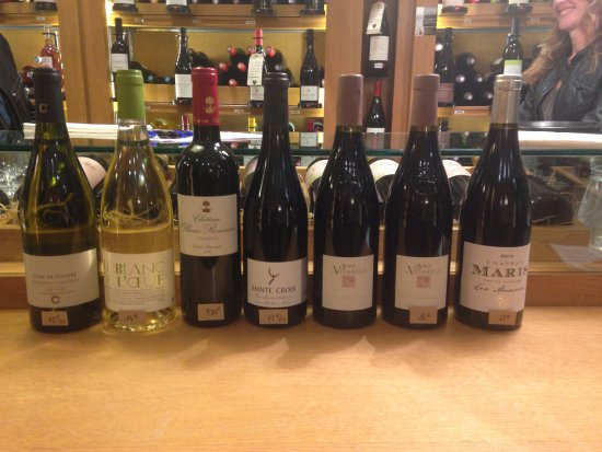 Limoux, Francia: A range of organic wines to taste