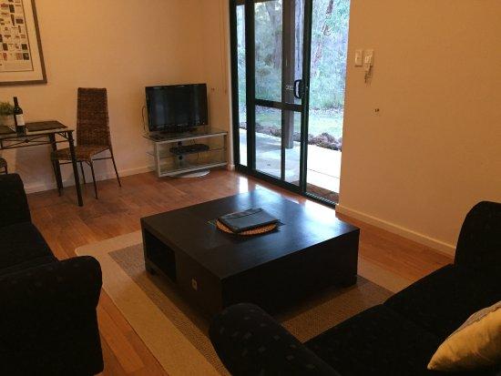 Metricup, Australien: Lounge area