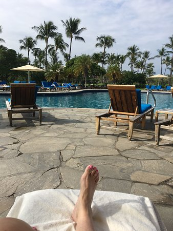 Mauna Lani Bay Hotel & Bungalows: Relaxation at its finest