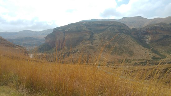 Golden Gate Highlands National Park: Golden Gate