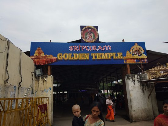 Sripuram Golden temple 1