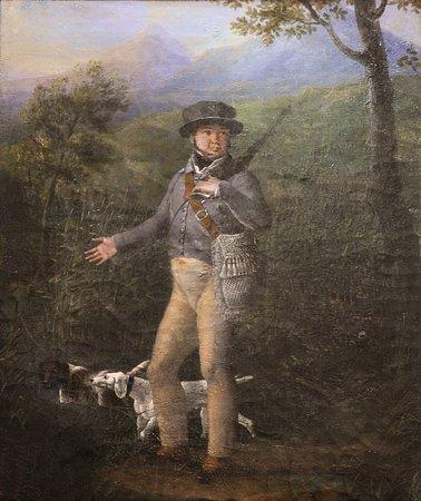 Montbrison, France: Portrait de Jean-Baptiste d'Allard