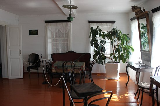 G. Krzhizhanovsky and V. Starkov's Memorial Museum Apartment