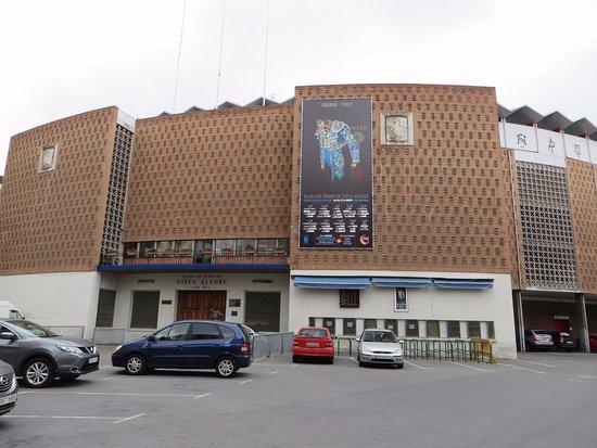Het Stadion Picture Of Plaza De Toros De Vista Alegre De Bilbao