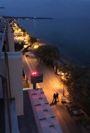 Peraia, Greece: perfekt udsyn - også om natten