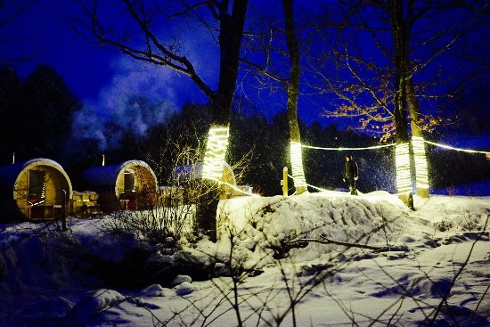 East Burke, VT: WilloBurke Nordic Spa