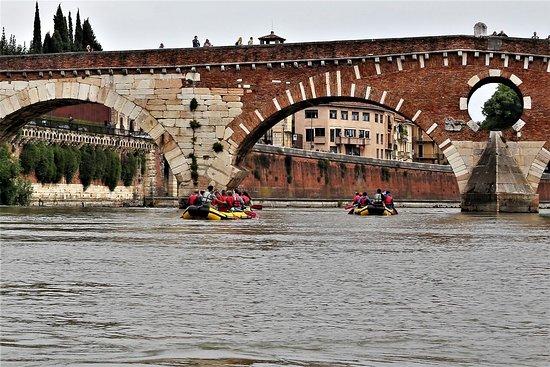 Adige Rafting