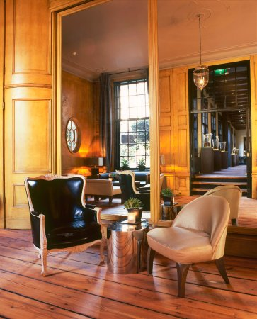The Dylan Amsterdam: Lounge