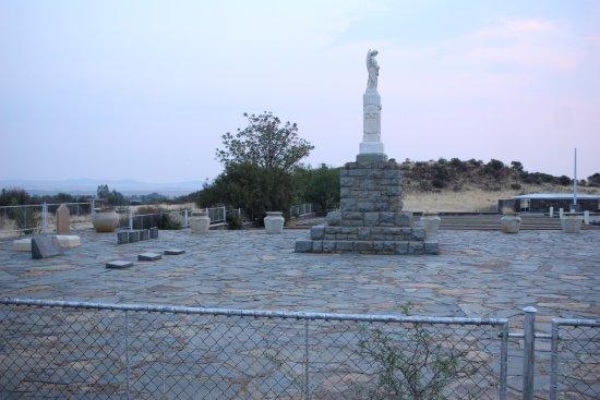 Bethulie, South Africa: monolito conmemorativo