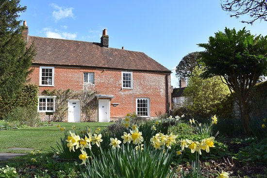 Chawton, UK: Jane Austen's House Museum and Garden