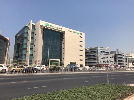 Ibis Styles Dubai Jumeirah Hotel