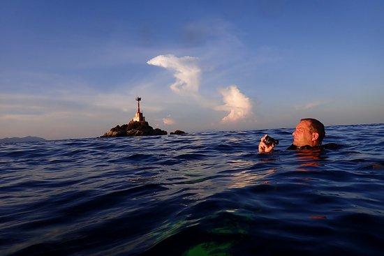 Chalong, Tailandia: Shark Point