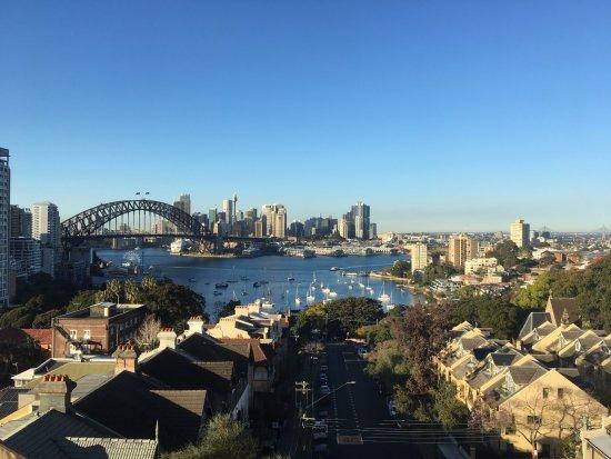 North Sydney, أستراليا: morning view