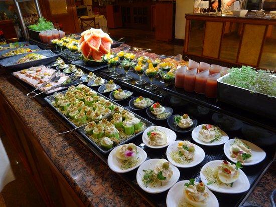 Hotel Riu Palmeras / Bung Riu Palmitos: Dinner starters