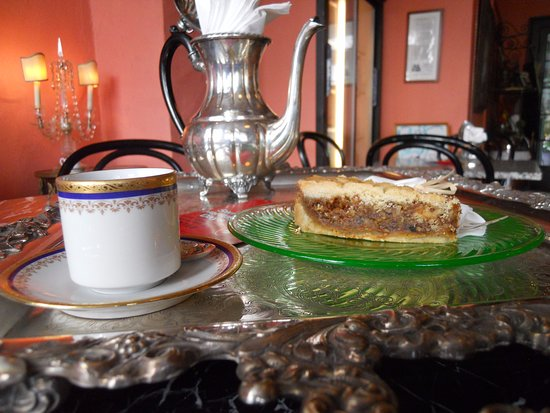 Alma, WI: Truly special desserts