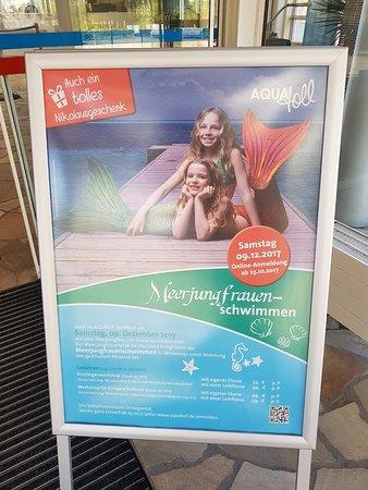 Neckarsulm, Germany: Kleine Werbung