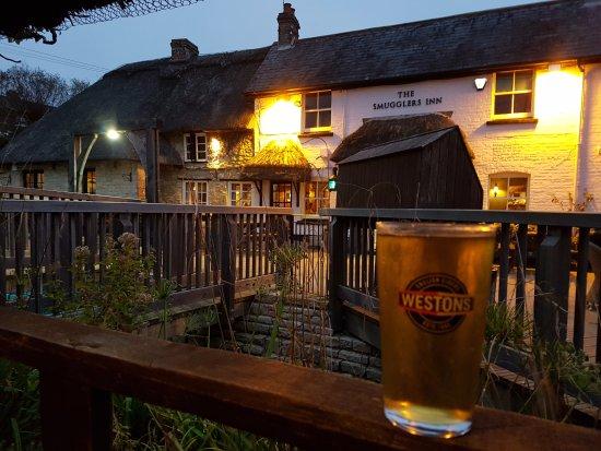 Osmington Mills, UK: Lovely at night