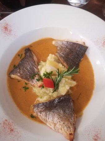 Marignane, Prancis: poisson