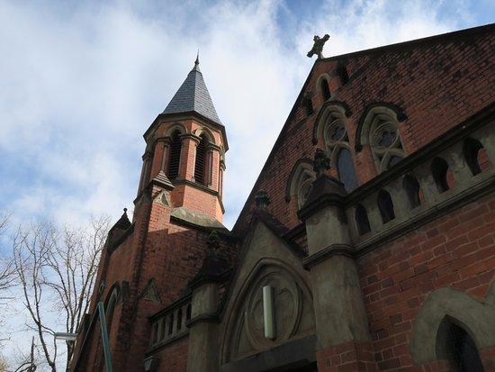 Benalla Presbyterian Church: 外観の様子