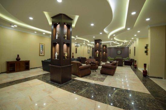 Turaif, Arabia Saudyjska: Lobby