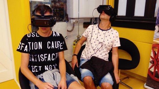 Kaaspakhuis: Virtuele tour
