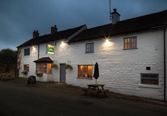 Leek, UK: Jervis Arms