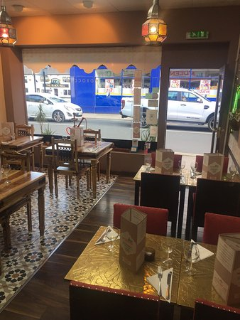 Otley, UK: M'deena Moroccan Restaurant