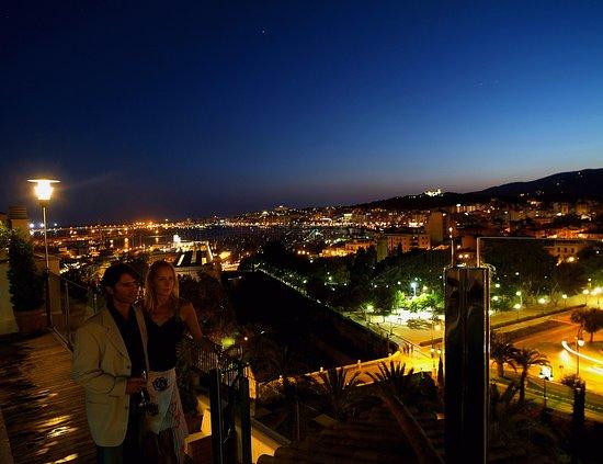 Vistas A La Bahía De Palma Picture Of Blue Jazz Club Palma De Mallorca Tripadvisor