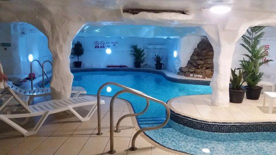 Royal Hotel Scarborough: Pool and Sauna facilities for those who are water babies!