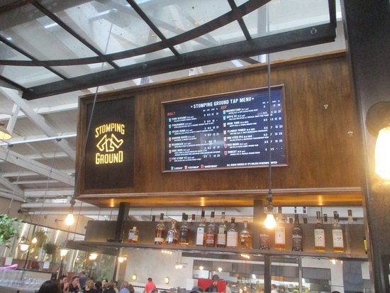 Collingwood, Australia: Beer List