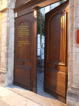 Mirepoix, Fransa: Congés annuels 23 Octobre  - 10 Novembre 2017
