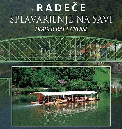‪Timber Rafting Cruise On The Sava River‬